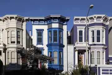 Casa Victorianas de San Francisco