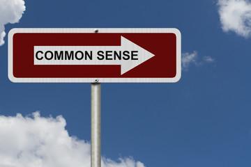 The way to Common Sense