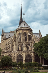 Paris - Cathedral of Notre Dame