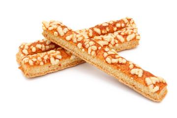Biscuit apéritif - Feuilletés au fromage