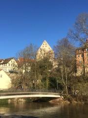 Kocherbrücke und Schwäbisch Hall