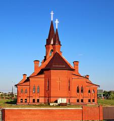 St. Joseph's Church in Brest