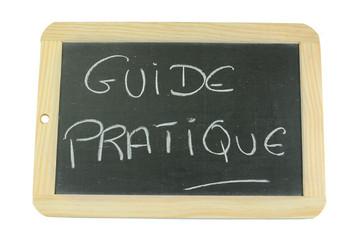 ardoise guide pratique