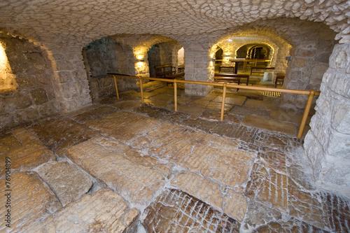 Lithostrotos in Jerusalem - 76904899