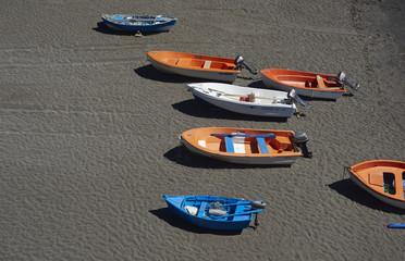 Fischerboote Kanaren