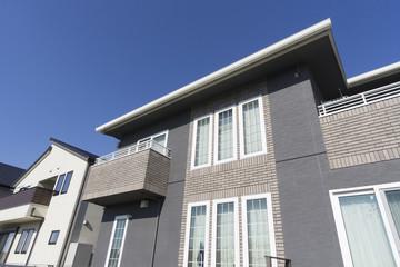 戸建て住宅街 イメージ
