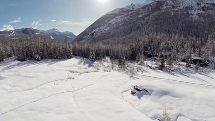 Valmalenco - Località Carotte - winter - Part 2
