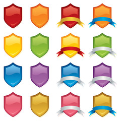 Shields and Banners