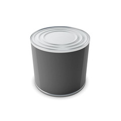 Tin can for your design