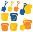 Bucket and Spade - 76912232