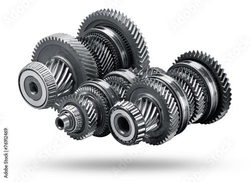 Gear metal wheels - 76912469