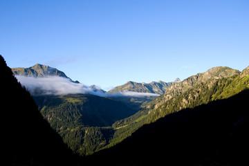 Bielerhöhe - Silvrettaregion - Alpen