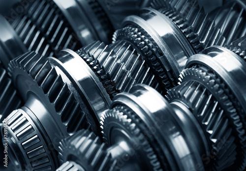 Gear metal wheels - 76914863