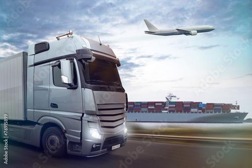 Logistics - 76915899