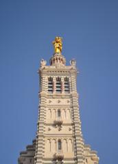 Notre-Dame de la Garde, is a Catholic basilica in Marseille