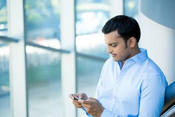 Online texting