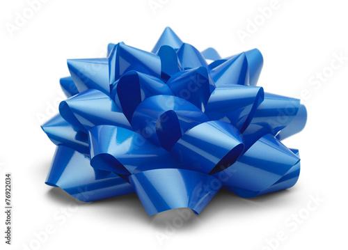 Blue Present Bow - 76922034