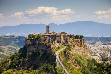Italia,Lazio,Civita di Bagnoregio.