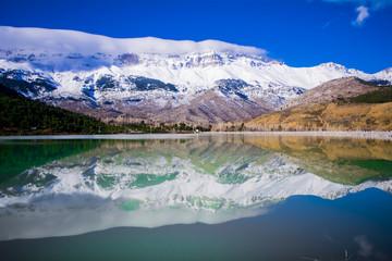 kar sularını biriktirmek&gölet