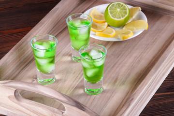 Tokyo Tea Cocktail