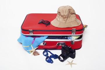 bavulumu kapatamadım