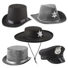 Party hats set