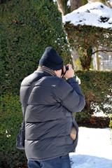 fotografiando un paisaje urbano
