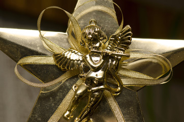 Christmas angel ornament¨