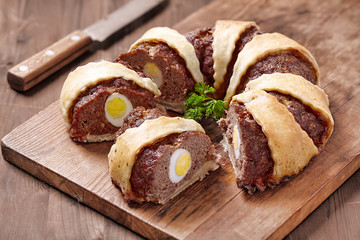 Meatloaf ring