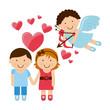 Zdjęcia na płótnie, fototapety, obrazy : love day