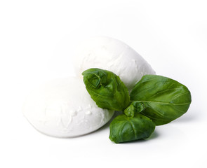Mozzarella on the table