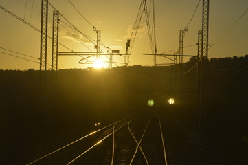 Binari treno 2