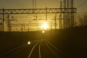 Binari treno 1