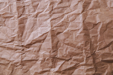 Crinkly paper