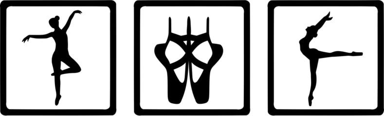 Ballet Icons Dancer Ballerina