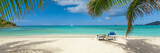 Tropical white sand beach - 76950284