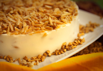 Cake pie dessert
