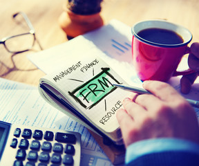 Finance Resource Management Finance Economics Browsing Concept