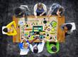 Diversity People Responsive Design Media Teamwork Brainstorming