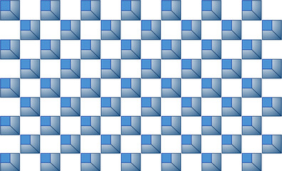 vector background with squares