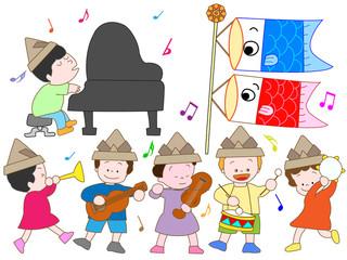子供の日の演奏会