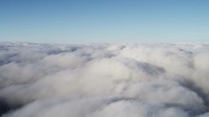 Aerial Cumulus Clouds Environment Meteorology Atmosphere