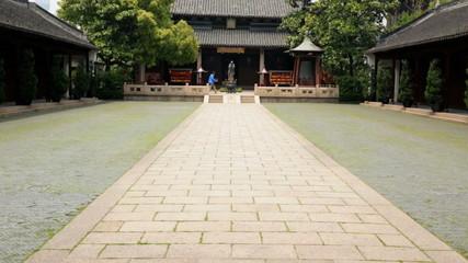 Temple Shanghai China Confucian Temple Ancient Huangpu District China