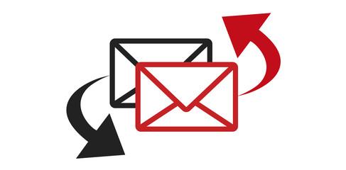 Enveloppes courrier picto vecteurs 4