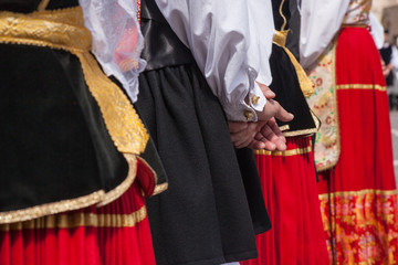 Sant'Efisio festival