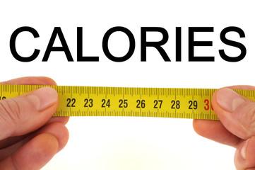 Mesure des calories