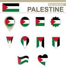 Palestine Flag Collection
