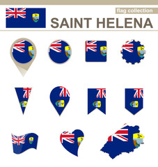 Saint Helena Flag Collection