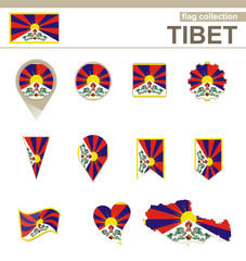 Tibet Flag Collection