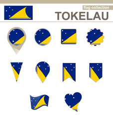 Tokelau Flag Collection